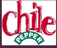 Chile Pepper graphic logo