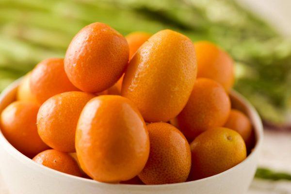 Spiced Kumquat Jam