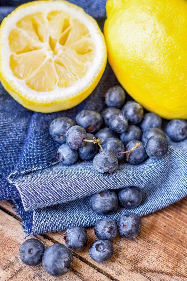 Blueberry Tart Syrup
