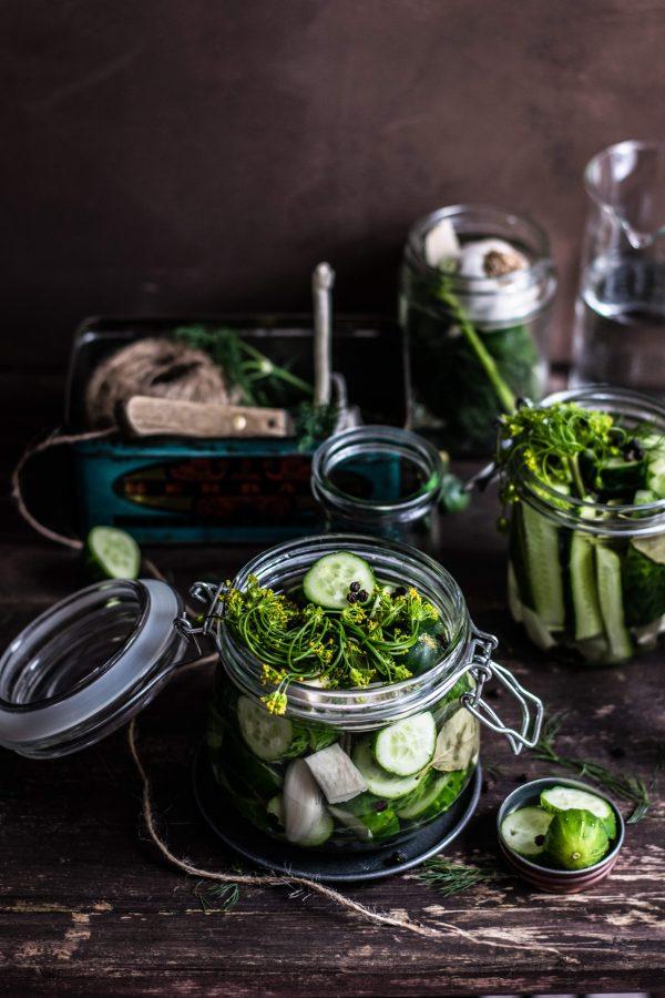 Ras el Hanout Pickles