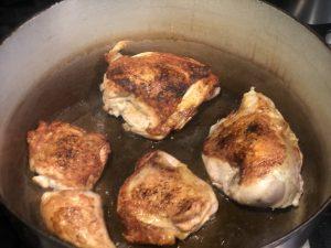 Burgundian Chicken