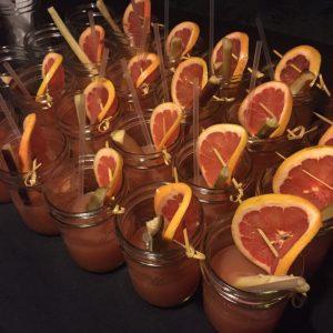 grapefruit hurricanes for langlois cocktail classes