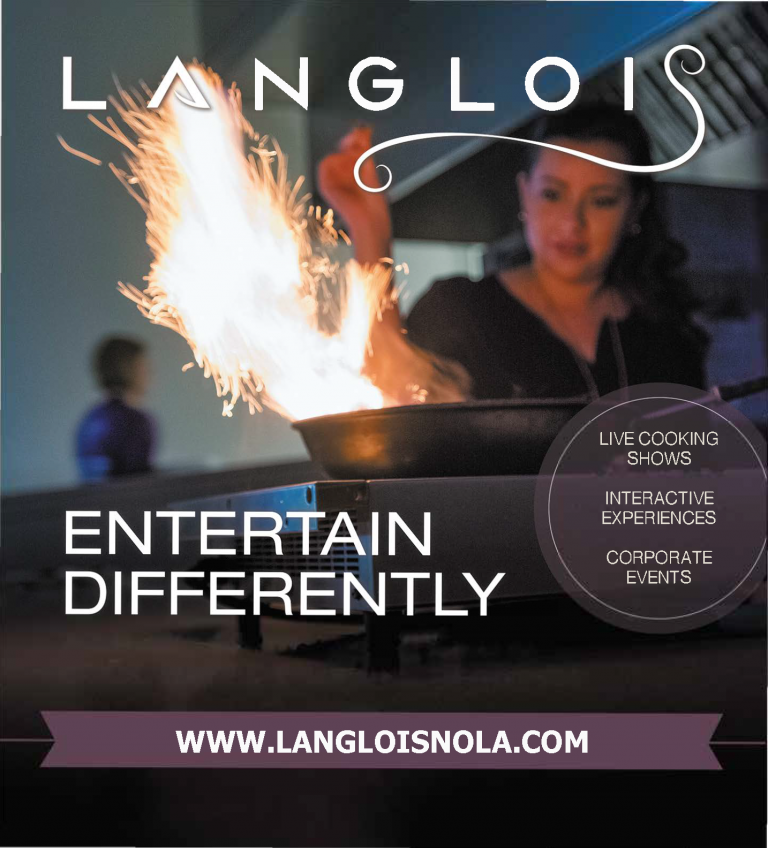 Langlois offers live cooking shows, interactive experiences, and corporate events